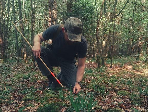 Fährtenlesen - Always tracking