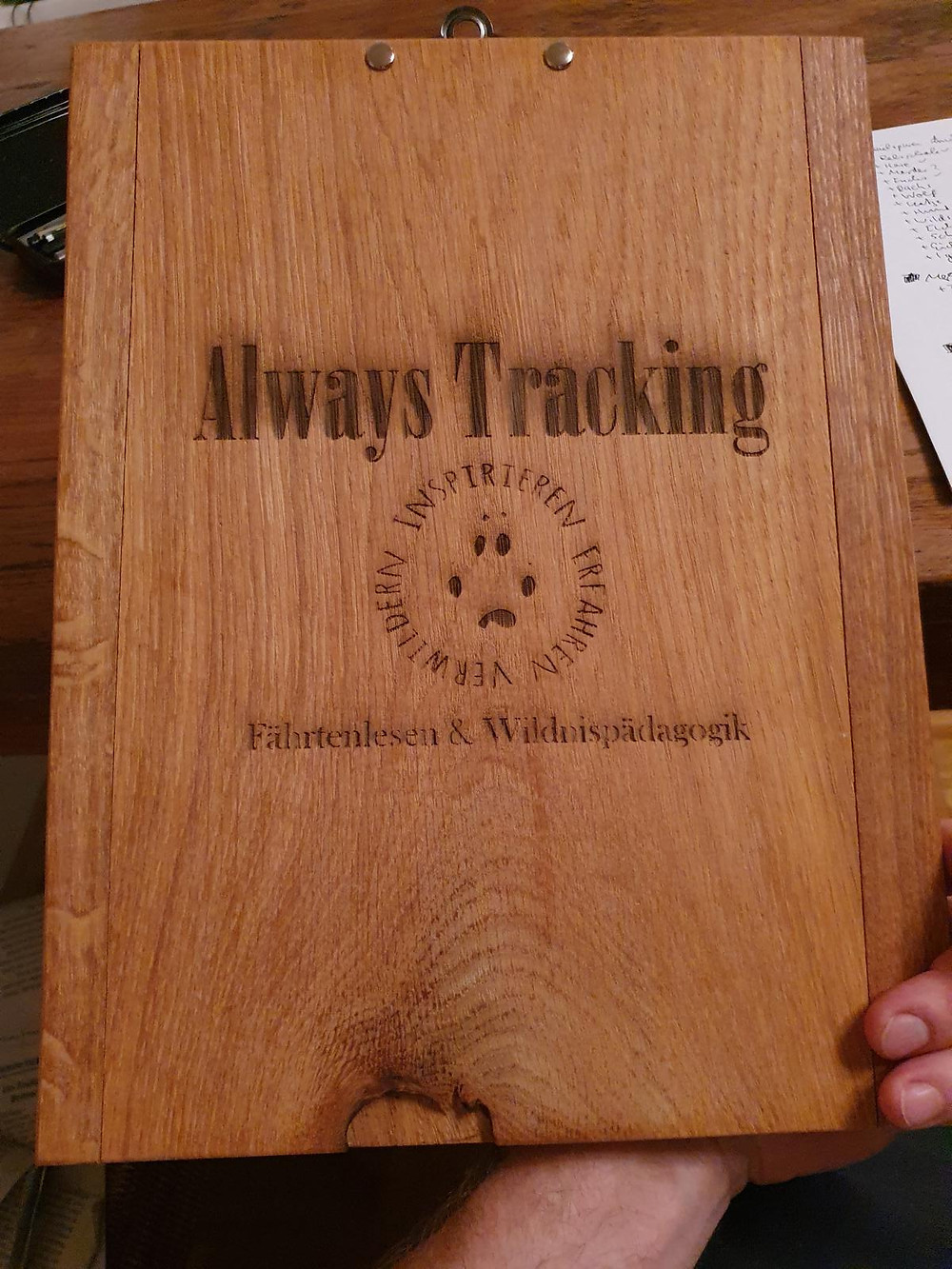 Always Tracking - Fährtenlesen & Wildnispädagogik