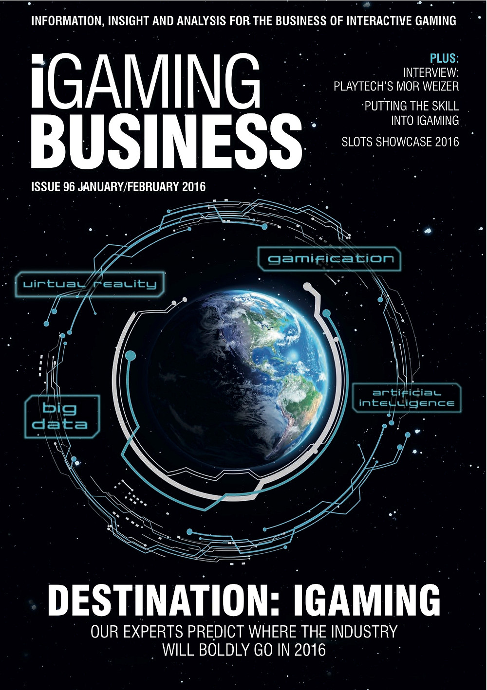 Cover of iGaming Business Issue 96