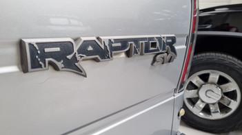 2011 FORD RAPTOR SVT - £33,995