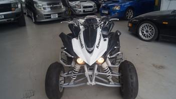 KAWASAKI KFX450R - £4,995
