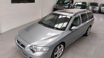 2005 VOLVO V70 R DESIGN 4WD 2.5