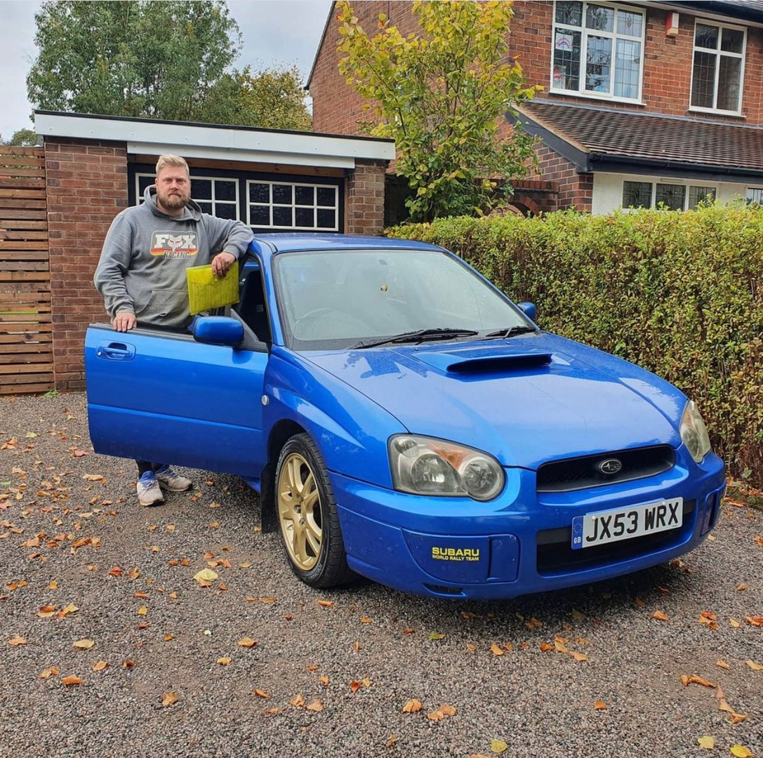 Mr Dowley, Subaru Impreza