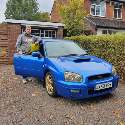 Mr Dowley, Subaru Impreza