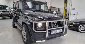 I2006 MERCEDES G WAGON (FULL FACELIFT) - £34,950