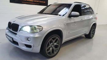 2008 BMW X5 - £9,995