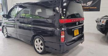 2004 ELGRAND - £7,495