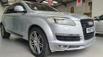 2007 AUDI Q7 4.2 - £9,995