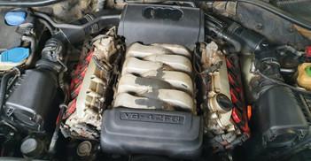 2007 AUDI Q7 4.2 - £10,995