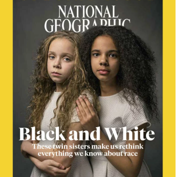 National Geographic: A Single-Topic Issue on the Subject of Race