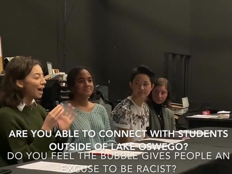 VIDEO: LOSD Professional Development Day Student Panel
