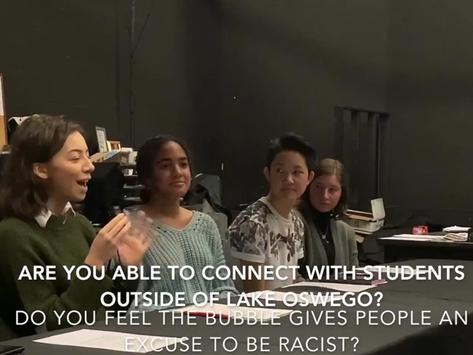VIDEO: LOSD Professional Development Day Student Panel