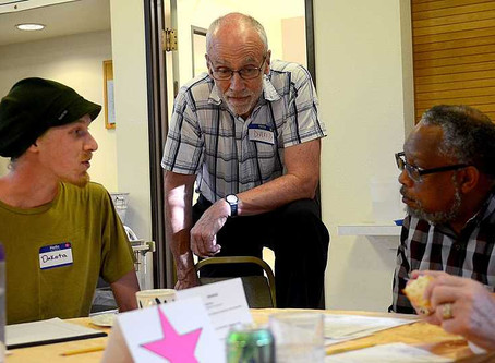 Neighbors convene to respond to racism: July 10th meeting