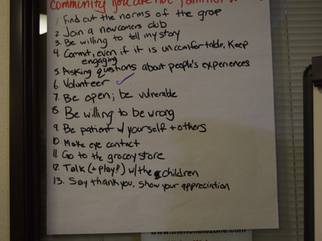 Cheat Codes for Creating a More Welcoming Community