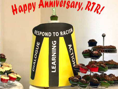 RtR Celebrates 1st Anniversary!