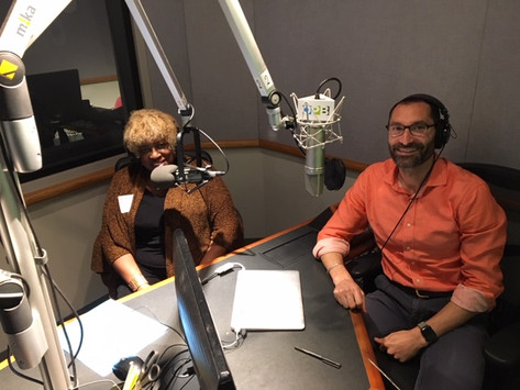 AUDIO: RTR Co-Founder Willie Poinsette on OPB's Think Out Loud