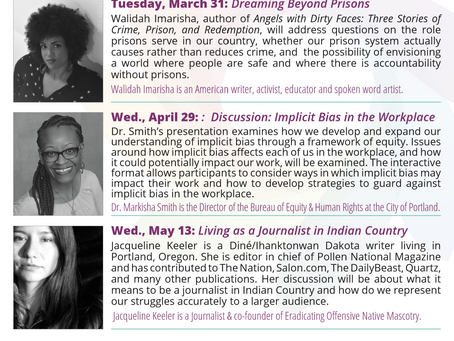 EVENT: Spring BIPOC Speaker Series