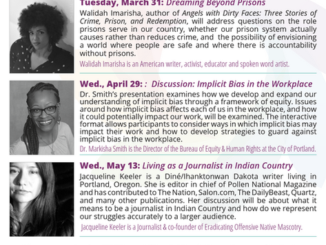EVENT: Spring BIPOC Speaker Series