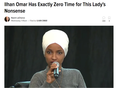 This Week's 5: Ilhan Omar and the Read America Deserves