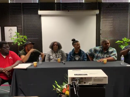 VIDEO: Lake Oswego Festival of the Arts Comics Activism Panel