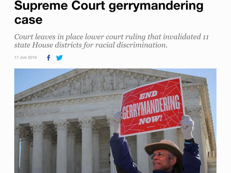 This Week's 5: Why is Gerrymandering Still a Thing?