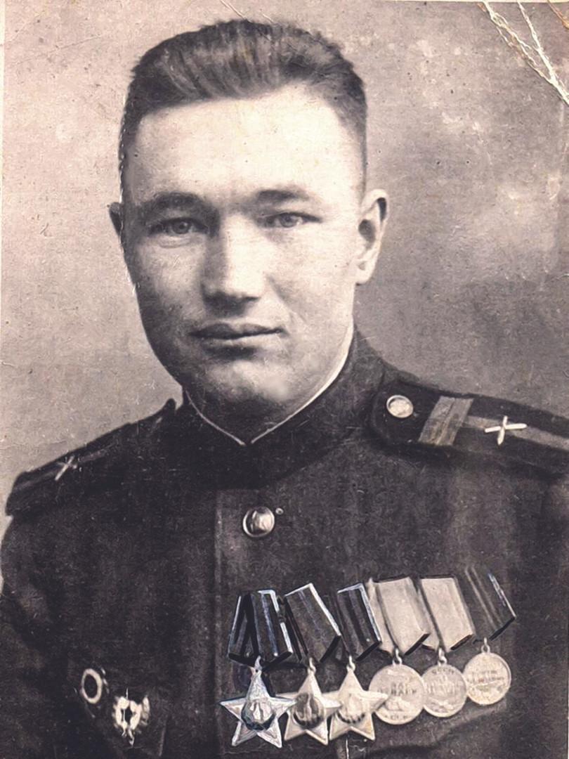 Вилков Алексей Яковлевич