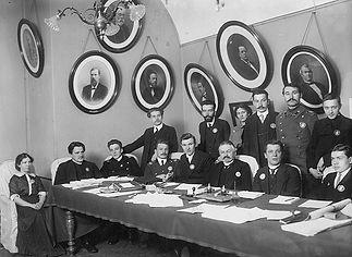 1912—1913, Москва, VII съезд.jpg