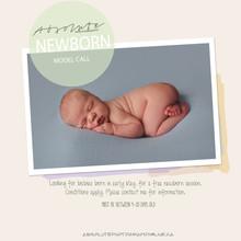 Newborn Model call.