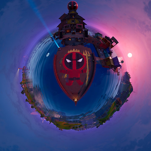Planet Deadpool