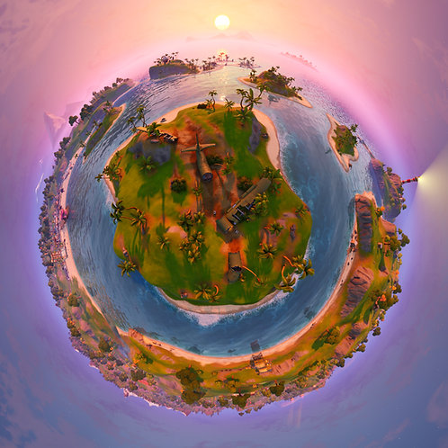 Crash Site Island