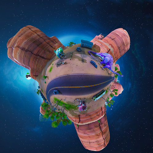 Dyno Planet