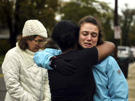 Synagogue slayings not a shot in the culture wars