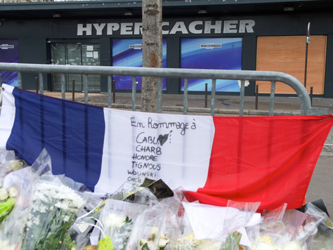 Lessons from the reaction to Paris atrocities