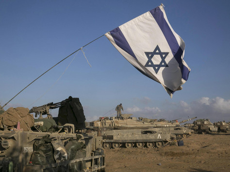 Language and law in Israel's war against Hamas