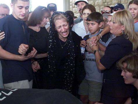 Terror in Tel Aviv