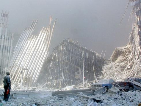 Revenge for 9/11, like the Holocaust, would be in thriving