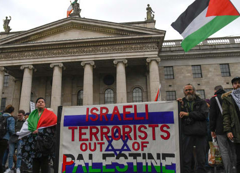 Irish Bill Criminalizing West Bank Settlements Further Step Toward Boycott