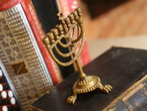 The joy of reclaiming my Jewish heritage