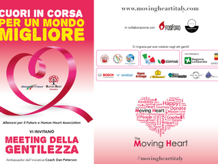 Con Moving Heart Italy la #gentilezza in primo piano