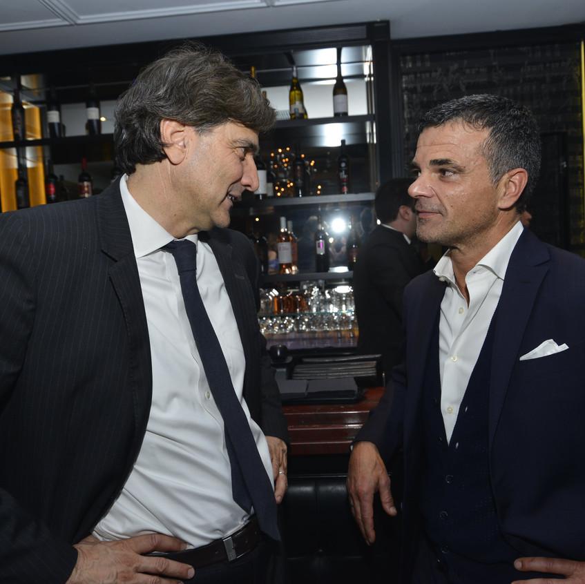 Giancarlo Scheri e Lorenzo Montersoli -min