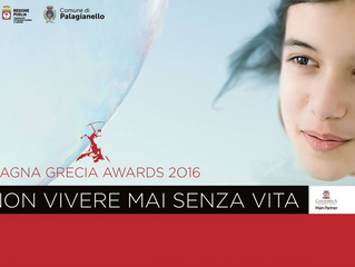 Etica Comunicazione media partner del Magna Grecia Awards