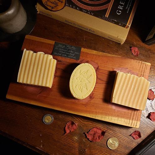 Cedar Soap Platter