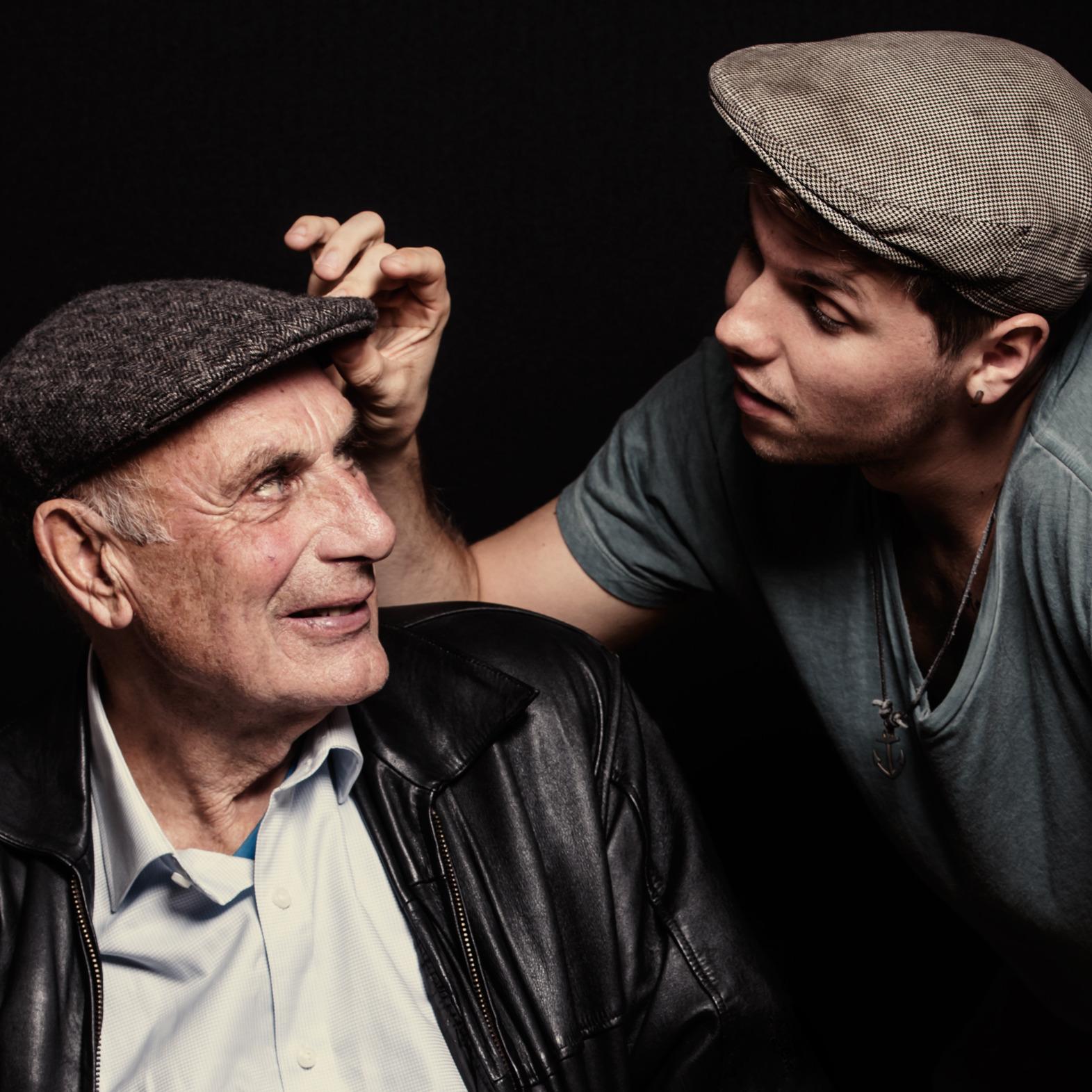 Bestefar: Kunsten å leve hele livet