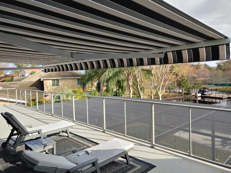 Benefits to Install Retractable Awnings in Orlando