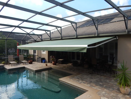 Retractable Awnings in Orlando