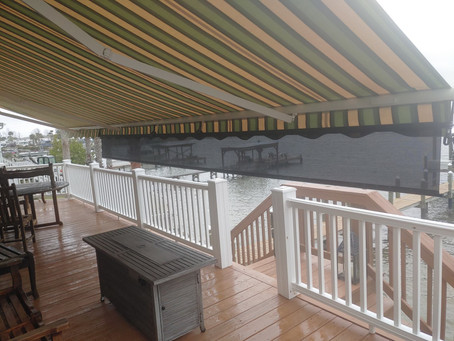 Why to buy retractable awning in Orlando?