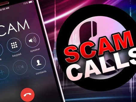 Scam Calls with Matching Numbers