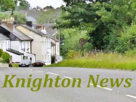 May 2021 Knighton News