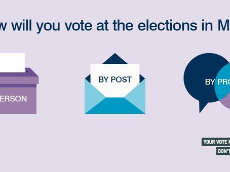 Voting Safely at the Elections