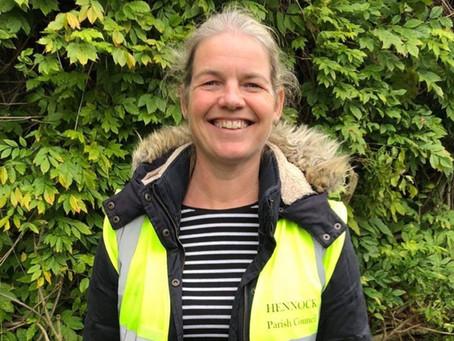 Contacting Hennock Parish Council